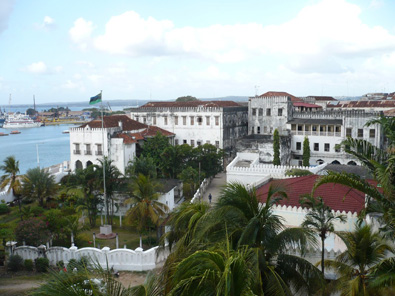 Beautiful, colonial Stone Town