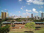 Nairobi is largest city in East Africa with 3 million people