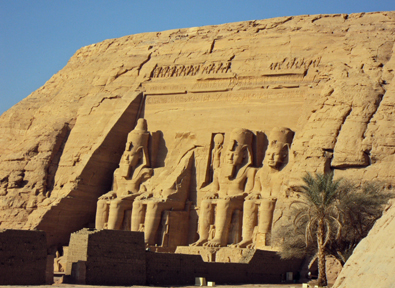 The 4 faces of Rames II