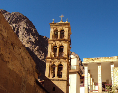 The oldest monastery in the world