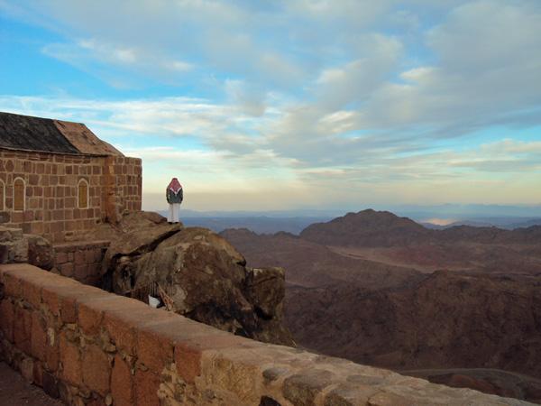 Bedouin on Mt