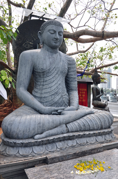 Buddha and Offering