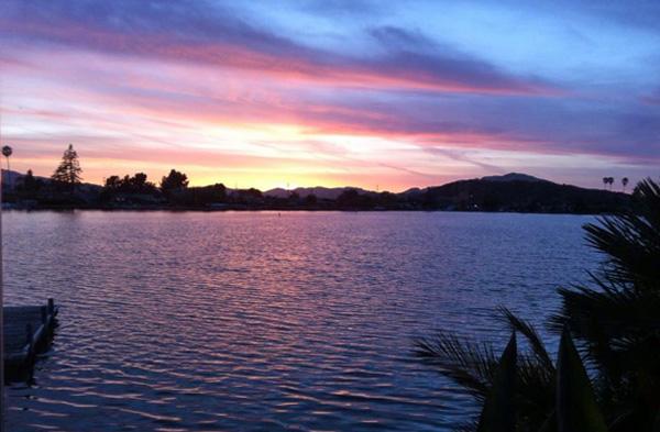 California Sunset, photo by GoErinGo