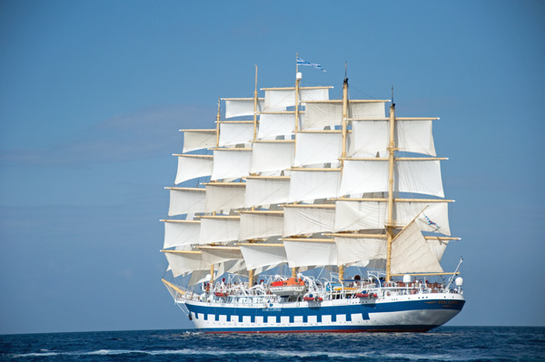 Clipper Ship, photo by GoErinGo