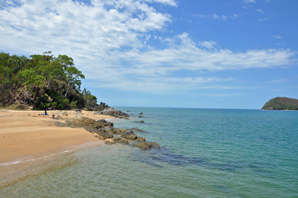 Coral Sea Coast, Queensland