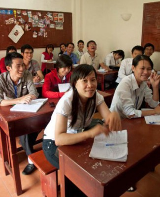 Crazy Kim Students