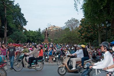 Crossing Rd Hanoi