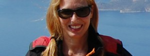 Erin Michelson Paragliding