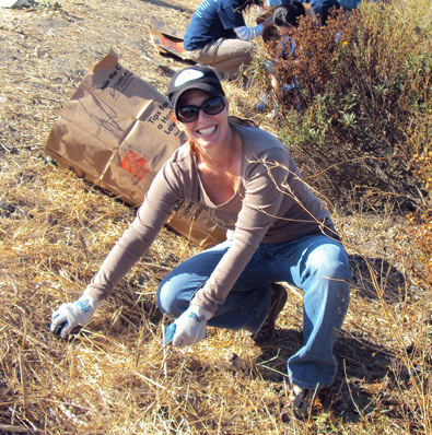Erin Michelson Volunteering