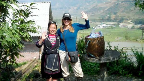 Erin & Yia, Sapa