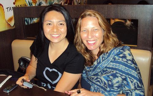 Erin and Cha