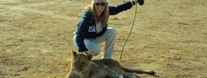 Erin and Cub