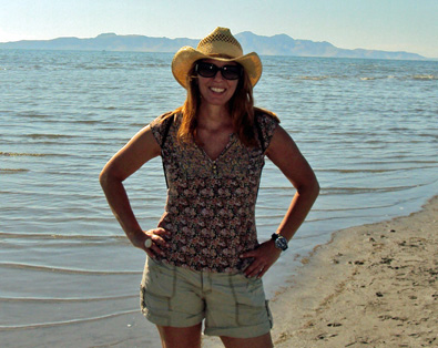 Erin as Thelma, photo by GoErinGo