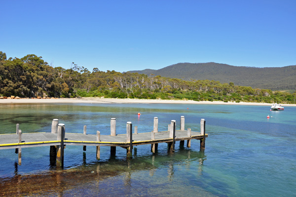 Pirate's Bay, Tasmania