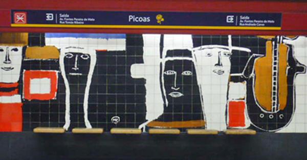 FP Portugal Subway, photo by GoErinGo