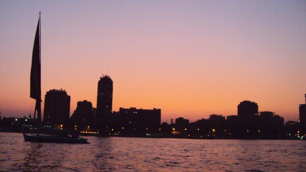 Felucca Sunset