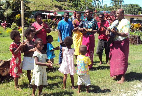 Fijian Festivites photo by GoErinGo