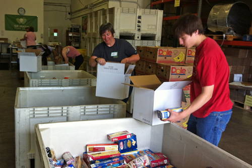 Food Bank July