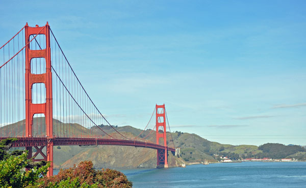 Glorious Golden Gate Bridge