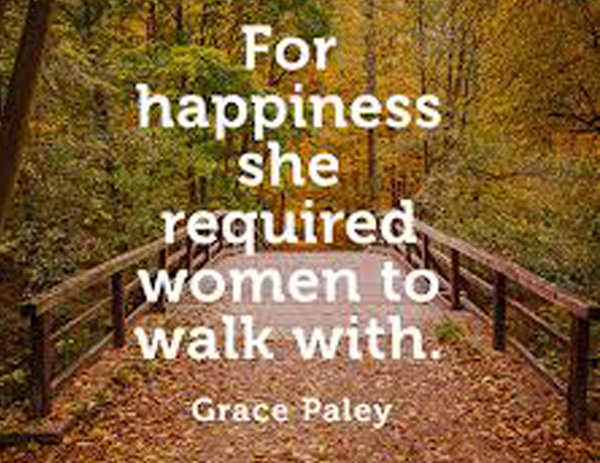 Grace Paley Quote FP