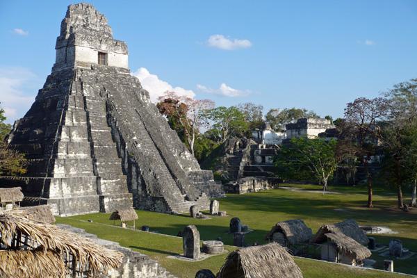 Guatemala, Tikal, photo by GoErinGo