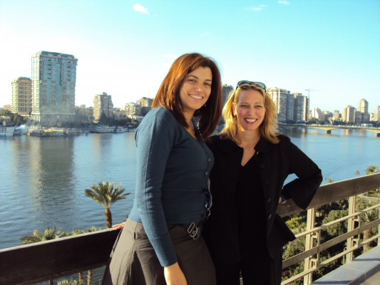 Inji-and-Erin-in-Cairo