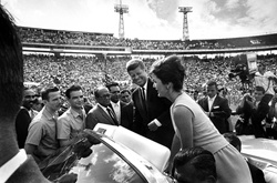 Jackie Kennedy, Bay of Pigs
