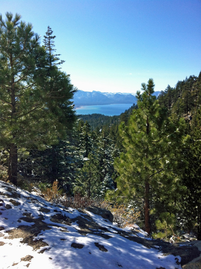 Lake Tahoe photo by GoErinGo