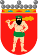 This is the Lapland Coat of Arms (kinda funny!)