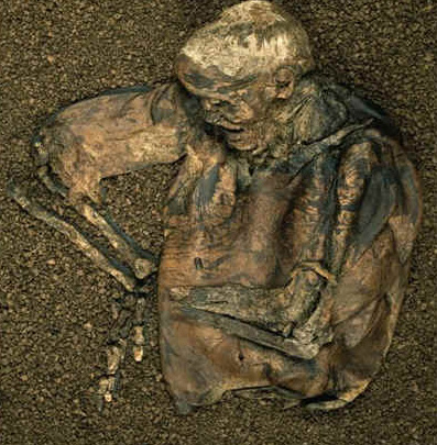 Lindow Man, British Museum
