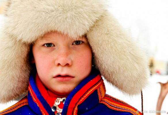 Why Do Finns Look Asian