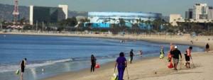 Long Beach Clean Up