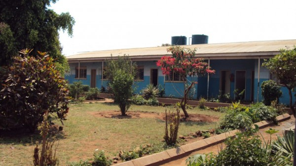 Lubashi Home for children in Zambia
