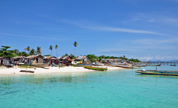 Mabul Beach Village