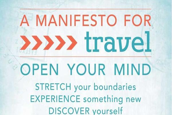 Manifesto for Travel by ytravelblog