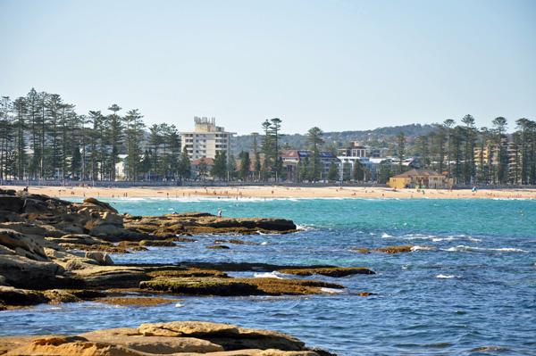 Manly Bay, Sydney