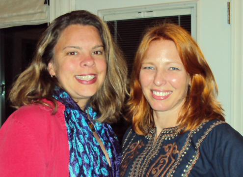 Marianna & Erin