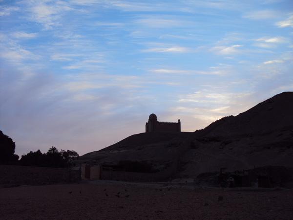 Monastery in Aswan photo by GoErinGo