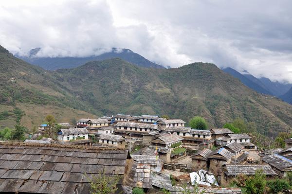 Mountain-Village poto by GoErinGo