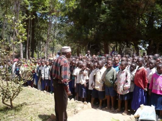 Mpanga School, Tanzania