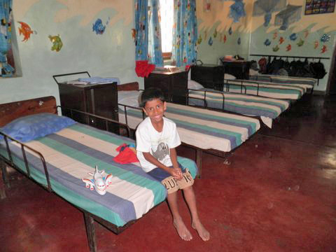 New beds for kids in Kandy!