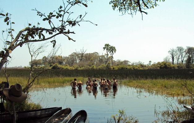 Okavango Delta, Botswana, photo by GoErinGo