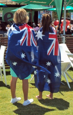 Oz Open Supporters