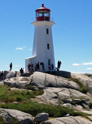 Peggys Cove, photo by Sam