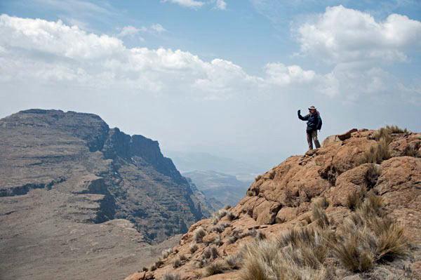 Pony Trekking, Lesotho