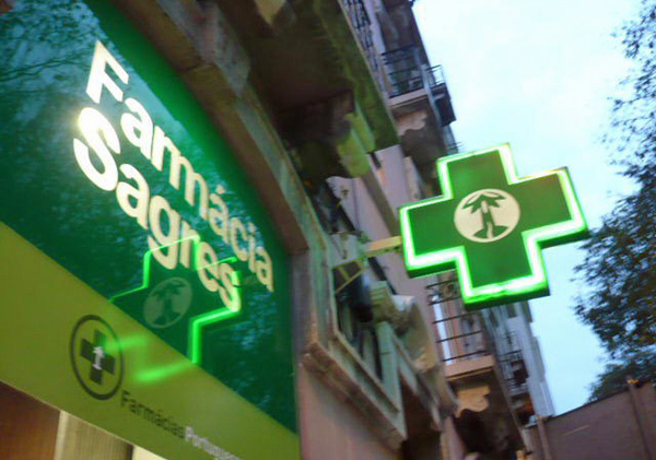 Portugal Pharmacy, photo by GoErinGo