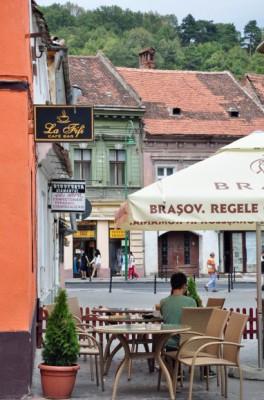Quaint Brasov, Romania