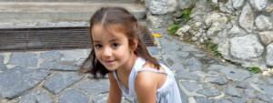 Romanian Girl Close