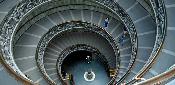 Sprial Stairs Vatican