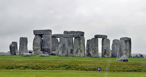 Stonehenge photo by GoErinGo